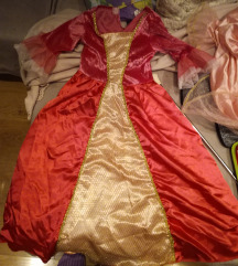 kostim za maškare princeza-60 kn