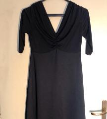 ZARA haljina crna M