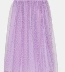 Zara suknja od tila