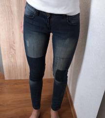 Patchwork hlače