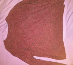 Crveni pulover, veličine S