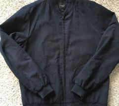Morgan plava bomber jakna vel M-L