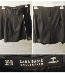 Zara suknja/hlače xs