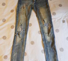 Poderane traper hlače