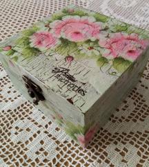Kutija za uspomene/nakit