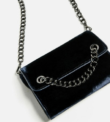 Zara NOVA torba s etiketom i najlonom