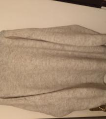Oversize pulover dolčevita
