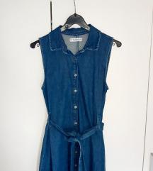 Nova Pull&Bear  traper haljina M L gratis slanje