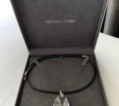 Crystal vision lancic s privjeskom