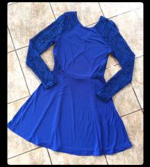 haljina s čipkom