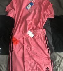 Adidas majica i suknja