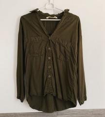 Zara military košulja