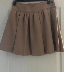 % La Garçonne suknja - dizajnerski komad