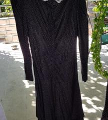 Vintage svilena haljina