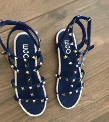 EGO SHOES sandale sa zakovicama Like Valentino