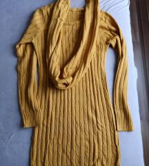 Tunika/haljina sa šalom