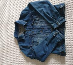 Traper jakna za djevojčice
