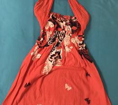 Roza haljina / tunika