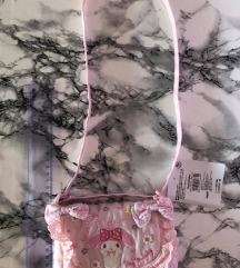 Sanrio roza torbica