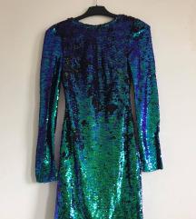 Gliter haljina/ Asos