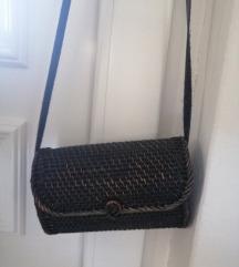 Zara crna torbica
