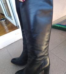 Čizme od prave kože