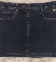 Tom tailor jeans suknja