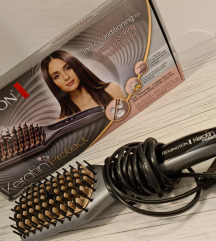 Remington četka za ravnanje kose Keratin Protect