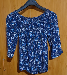 &&ORSAY cvjetna bluzica XS/S