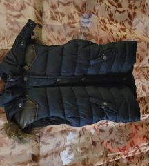Winter fur vest