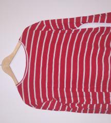 SPRINGFIELD crvena prugasta majica