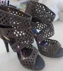 Sandale visoke na petu