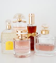 GUERLAIN, LALIQUE... parfemi