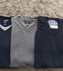 Lot TRN pulovera majica za dječake