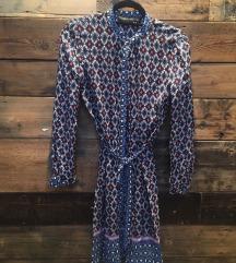 Zara nova geometric haljina