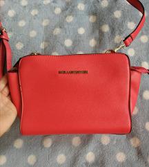 Rozo/ narančasta torbica