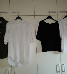 Lot majice i košulje vel 40