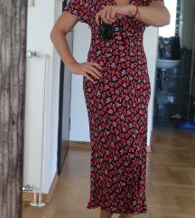 Zara nova haljina sa cvjetovima