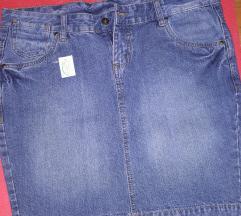 Traper mini suknja (40 kn)
