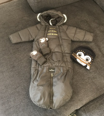 Elodie zimska vreća/skafander+rukavice i kapa