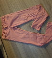 Zara roze traperice