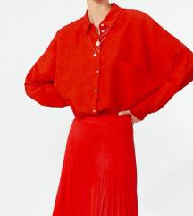 Zara oversized shirt NOVO