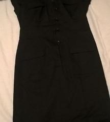 H&M predivna haljina, M, do koljena