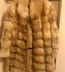 Nova bunda krzno lisica