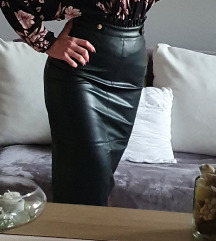 Zara nova midi suknja XS/S