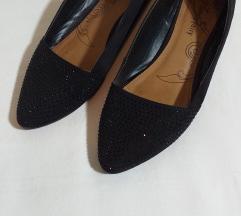 CCC  balerinke/ cipele crne  40br.