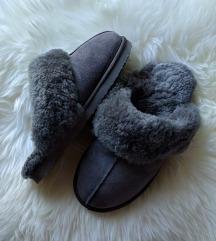 Papuče od ovčje vune