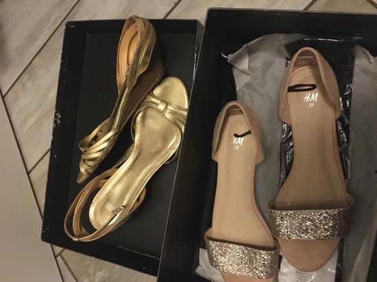 2x H&M sandale