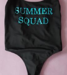 Jednodijelni kupaći kostim novi rez