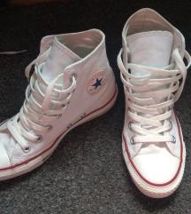 SNIZENO - Converse All Star bijele